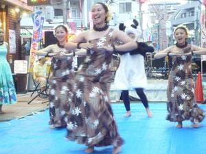 ヨコハマ3R夢ナイトフリーマーケット開催!~フラダンスの夕べ(ラニカイ・フラ・スタジオ)