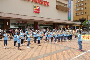 綱島東小学校ファンファーレバンド
