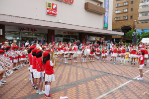 綱島小学校鼓笛隊