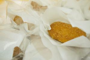 ツナシマパン「カリ揚げチーズカレー(パン)」