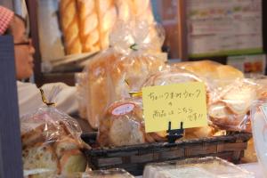 「ツナシマパン」のラスクも大人気でした!