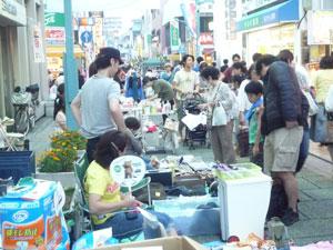 ヨコハマ3R夢ナイトフリーマーケット開催!~珍しい夜のフリマです