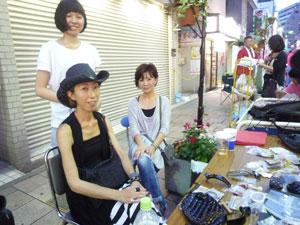 ヨコハマ3R夢ナイトフリーマーケット開催!