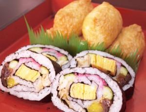 幸を巻く 美好 いなり寿司