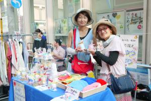東北の被災地、奥松島室浜バァーバ・キッチンのアロマキャンドルを販売