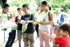 綱島東小5年生のお兄ちゃんお姉ちゃんたち