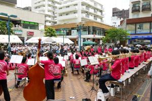 樽町中学校吹奏楽部