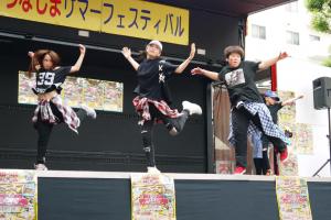 「綱島カルチャーセンター」のストリートダンス